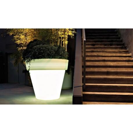 Vas with Light