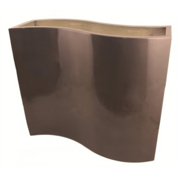 Curvy Fibreglass Trough