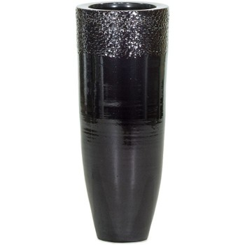 Black Hammered Ceramic Partner